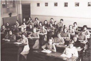 1962 classe Hélène KRUSINSKI numérisée