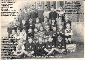 3-cl41 année 1950-1951 copie