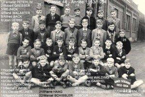 cl44 garçons année 1953-1954 copie