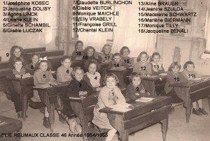 cl46 année 1954-1955 copie