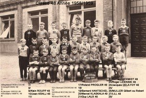 cl48 garçons - année 1958-1959 copie