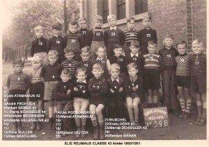 classe 42 année 1950-1951 copie