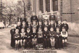 classe 42 année 1951-1952 copie