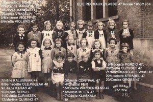 classe 47 année 1953-1954 copie