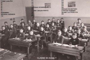 classe 50 année inconnue copie