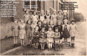 classe 51 filles année 1956-1957 copie