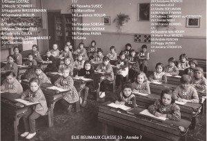 classe 53 année copie