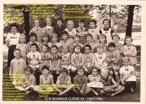 classe 53 filles année 61-62 copie