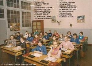 classe 55 année 1968-1969 copie