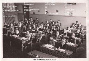 classe 55 année copie
