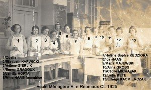 Ecole Elie Reumaux ménagère Lydia KETE copie
