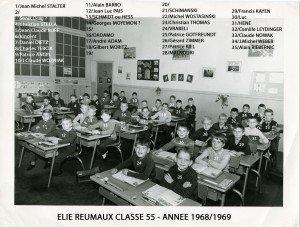 Ecole Primaire Elie Reumaux 1968-1969 064 copie