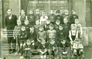 école  REUMAUX  1947 copie