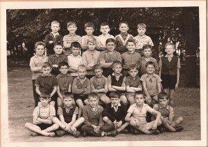 Elie Reumaux garçons 1961et 62